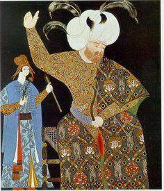 sultan selim II 1570