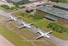 RW1992 F.27's van 334 naar Zuidoost-Azie Berg, Military Aircraft, Baseball Field, Netherlands, Air Force, Dutch, Aviation, Air Planes, Friendship