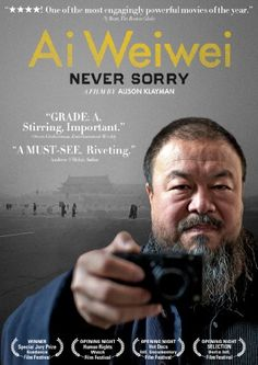 Ai Weiwei: Never Sorry MPI HOME VIDEO http://www.amazon.com/dp/B009B8YZ8U/ref=cm_sw_r_pi_dp_O.nMwb0K4VM2S