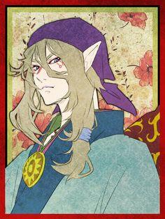 Kusuriuri Nanbaka Anime, Cartoon As Anime, Kawaii Anime, Anime Guys, Anime Art, Mononoke Anime, Character Art, Character Design, Hotarubi No Mori