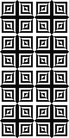 Geometric Quilting Patterns Black White 17 Ideas – Famous Last Words Geometric Patterns, Geometric Quilt, Geometric Designs, Geometric Art, Tessellation Patterns, Zentangle Patterns, Quilt Patterns, Patterns To Draw, Henna Patterns