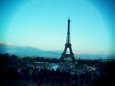 L'Eiffel, Paris