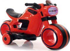 ΟΧΗΜΑΤΑ 6 VOLTS : Ηλεκτροκίνητη Μηχανή 6Volt Jupiter Red Cangaroo Electric Cars, Gym Equipment, Bike, Vehicles, Bicycle, Bicycles, Car, Workout Equipment, Vehicle