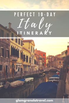 10 Day Italy Itinerary, TRAVEL, Italy is a great country to visit if you& short on time—with some careful planning! Here is my favorite 10 day Italy itinerary, featuring Rome. Italy Travel Tips, Travel Europe, Backpacking Europe, Europe Packing, Ireland Travel, Travel Packing, Budget Travel, Thailand, Italy Vacation
