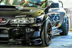 Black sti beauty