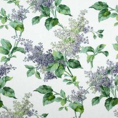 Scalamandre's Lilac Print by Anita Judson Harkavy