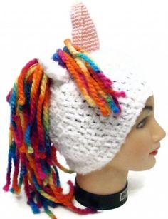 Crochet Unicorn Hair : ... And Unicorns on Pinterest Crochet Unicorn, Unicorns and The Unicorn