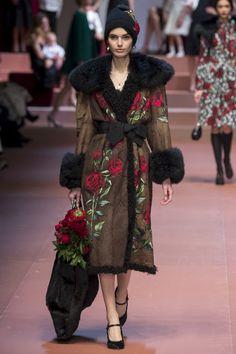 Défilé Dolce&Gabbana Automne-Hiver 2015-2016