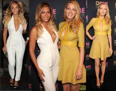 Beyonce VS Blake Lively