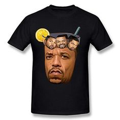 ice cube got lemon tea glass spoof Gildan T-Shirt Size S-XXXL #Handmade #BasicTee