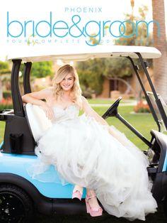 Arizona wedding magazine, Phoenix Bride and Groom. summer fall 2016 wedding planning and inspiration