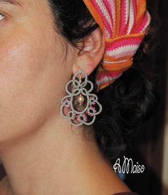 A Maiso - Beautiful earrings