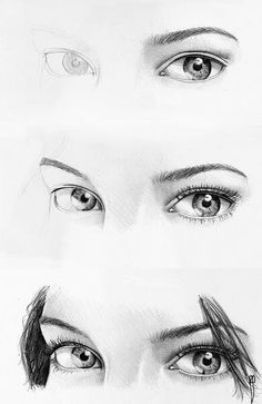 Twarz , oczy