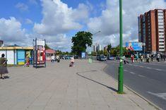 Клайпеда - проспект Тайкос.