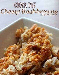 This Cheesy Crack Hash Brown Casserole is an addictive hash brown casserole recipe. One bite, and you'll be hooked!