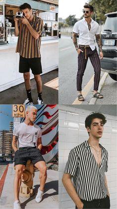 5f85806cd 16 melhores imagens de Tendências Primavera Verão 2019 - Moda Masculina
