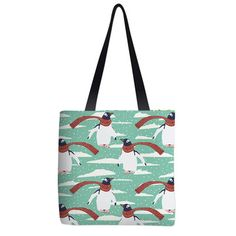 Currently inspired by: Penguins Tote on Fab.com