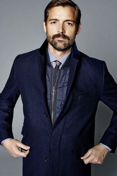 Patrick Grant's new Hammond & Co collection for Debenhams - GQ.COM (UK)