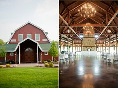 Rustic elegance wedding at Orchard Ridge Farm and Copperstone Inn by Wisconsin wedding photographer Kate Bentley.