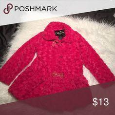 Girls jacket Girls Jacket Size : 5/6 Me Jane Kids Jackets & Coats Pea Coats