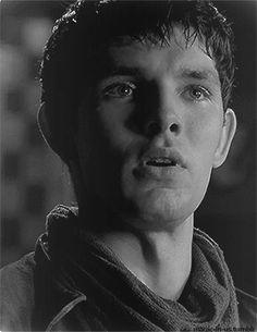Colin Morgan as Merlin | Tumblr