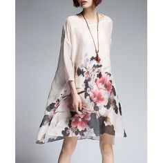 $25.25 Fashionable Spaghetti Strap Dress and Chinese Ink Print Dress Twinset For Women