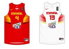 Spain National Team jersey (FIBA World Championship 2014 1284479f8
