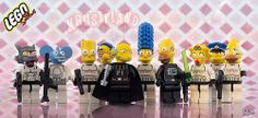 Lego Simpsons, Empire disguise.