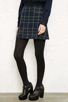 Head to Oxfam to find Winters #Tartan Trend | #Fashion #blog | #Oxfam GB