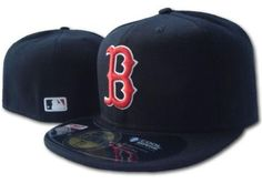 Boston Red Sox Fitted Hats