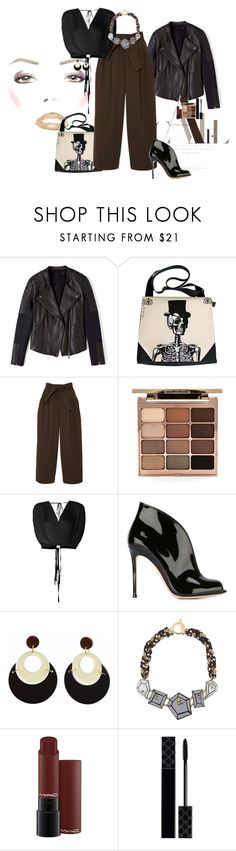 """""""Classy"""" by claire86-c on Polyvore featuring moda, Francis Leon, Tome, Stila, Gianvito Rossi, Toolally, Marc by Marc Jacobs e Gucci"""