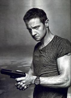 "Jeremy Renner para ""El Legado de Bourne"" (The Bourne Legacy), 2012"