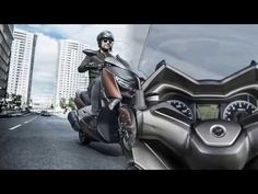 Yamaha unveiled a new scooter name, X-MAx 300. It is available in the international market. X-MAx 300 is equipped with 292cc with 4-stroke, SOHC, 4-valves Blue core technology. The scooter gets dual Led headlight, LED tail light and a large windscreen. The price of this scooter is starting at approx Rs. 75,000