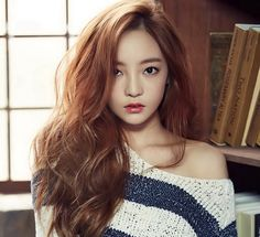 Goo Hara is a South Korean idol singer and actress. She is best known for being a former member of Korean pop girl group Kara.