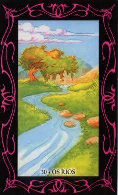 Previsões Tarot Cigano para 2015 por Kali,   Para as pessoas nascidas entre 21 de Junho e 21 de Julho  A carta regente para estas pessoas é a nº30 (Os Rios), que simboliza a paz interior e a harmonia. Em 2015, vai estar mais voltado para o encontro da paz interior e equilíbrio com a vida ,afim de buscar a felicidade completa e verdadeira. Vai estar mais centrado no lado espiritual (meditação).
