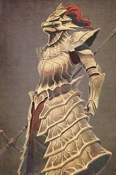 Dragonslayer Ornstein.