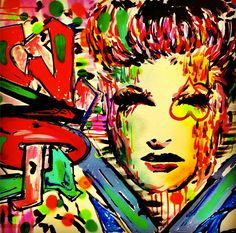 New pop art piece by JessicaGo Pop Art, Art Pieces, Art Gallery, Display, Art Museum, Fine Art Gallery, Billboard, Artworks