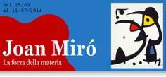 Joan Miró. La forza della materia. Il Mudec - Museo delle Culture di Milano continua il percorso dedicato agli artisti che hanno guardato al primitivismo delle culture extraeuropee con una mostra dedicata a Joan Mirò