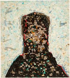 Jack Whitten, Black Monolith, II: Homage to Ralph Ellison The Invisible Man, 1994 African American Artist, American Artists, African Art, Paint Calendar, Conceptual Painting, Ralph Ellison, Walker Art, Invisible Man, Thing 1