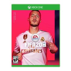 FIFA 20 - Xbox One, video games Ea Fifa, Fifa 20, Xbox One Pc, Xbox One Games, Street Football, Blu Ray Movies, Ea Sports, Xbox Live, Coupon