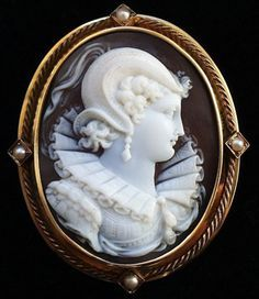 Image result for cravat pin 18th century