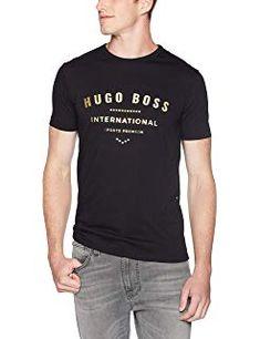 Hugo Boss mens t-shirt white 50389058 100