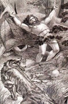 Old Norse Saga | ... Norse and most German literature, it was his son, Sigurd or Siegfried