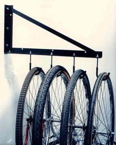 TidyGarage Wall Mounted Bike Rack by TidyGarage. $36.95. Wall Mounted. Heavy…
