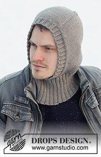 Warm Snuggles / DROPS 214-71 - Gratis strikkeoppskrifter fra DROPS Design Knitting Patterns Free, Free Knitting, Crochet Patterns, Drops Design, Magazine Drops, Thing 1, Labor, Crochet Diagram, Scarf Hat