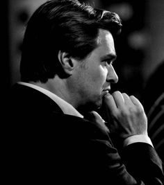 Christopher Nolan - My favourite director of all time