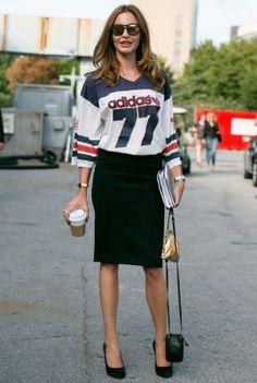 Fashion Editor Street Style: New York Fashion Week Spring 2014 - theFashionSpot