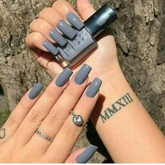 Semi-permanent varnish, false nails, patches: which manicure to choose? - My Nails Classy Nails, Stylish Nails, Simple Nails, Perfect Nails, Gorgeous Nails, Pretty Nails, Instagram Nails, Instagram Repost, Aycrlic Nails
