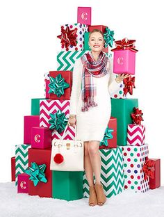 Achieve colorful holiday gifts for every season and also seize the fabulous deals and online discounts with Charming Charlie Coupons online codes.