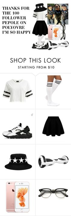 """IN A HAPPY MOOD TODAY"" by sagw-271 ❤ liked on Polyvore featuring interior, interiors, interior design, home, home decor, interior decorating, VILA, NIKE and Marc by Marc Jacobs"
